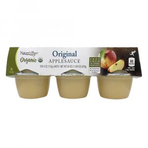 Nature's Place Organic Sweetened Apple Sauce