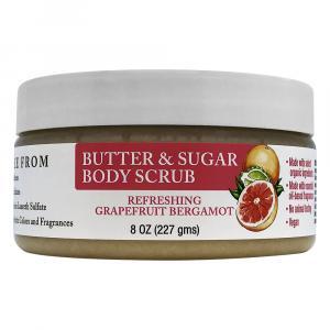 Nature's Place Grapefruit Bergamot Body Scrub