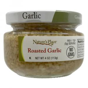Nature's Place Natural Roasted Garlic