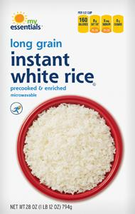My Essentials Long Grain Instant White Rice