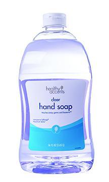 Healthy Accents Antibacterial Liquid Hand Soap Refill