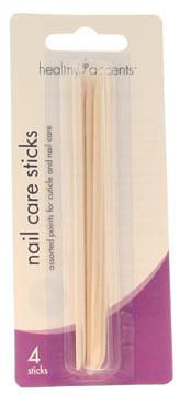 Healthy Accents Nail Care Sticks