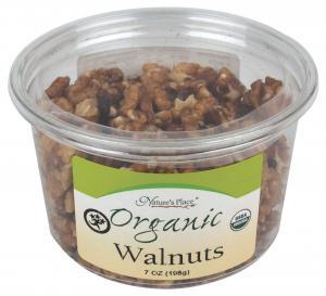 Nature's Place Organic Raw Walnuts
