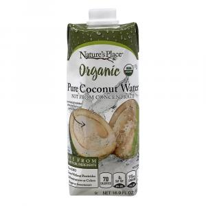 Nature's Place Organic Coconut Water