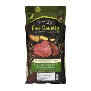Nature's Place Free Country Real Lamb & Cranberry Recipe