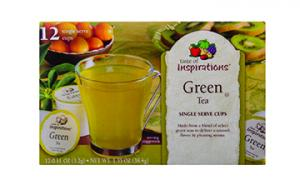 Taste Of Inspirations Green Tea Single Serve Cups