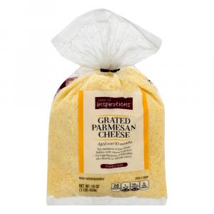 Taste of Inspirations Grated Parmesan Cheese