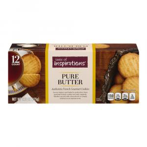 Taste Of Inspirations Pure Butter Cookies