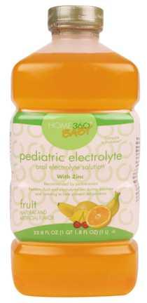Home 360 Baby Pediatric Electrolyte Fruit Flavor