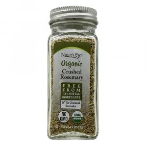 Nature's Place Organic Crushed Rosemary