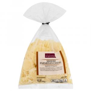 Taste of Inspirations Shaved Parmesan Cheese
