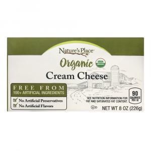 Nature's Place Organic Cream Cheese