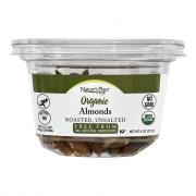Nature's Place Organic Roasted Unsalted Almonds