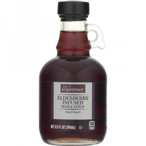 Taste of Inspirations Elderberry Infused Maple Syrup