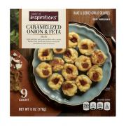 Taste of Inspirations Caramelized Onion & Feta in Shells