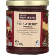 Taste of Inspirations Strawberry Compote