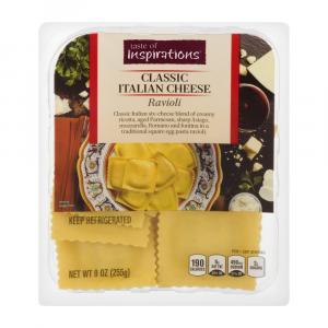 Taste of Inspirations Classic Italian Cheese Ravioli