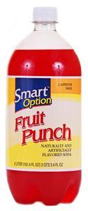 Smart Option Fruit Punch