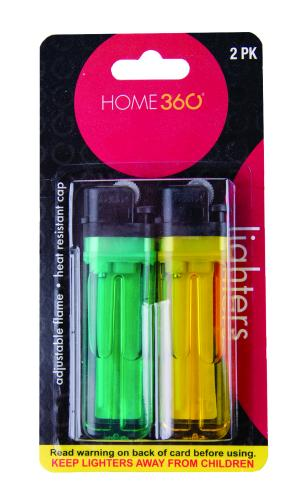 Home 360 Lighters