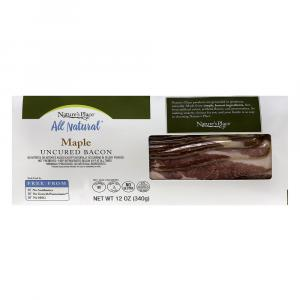 Nature's Place All Natural Maple Uncured Bacon