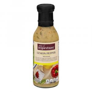 Taste of Inspirations Lemon Pepper Marinade