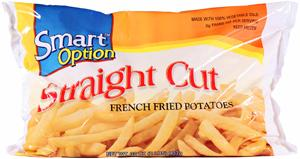 Smart Option Straight Cut Fries