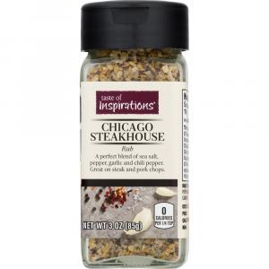 Taste of Inspirations Chicago Steakhouse Rub