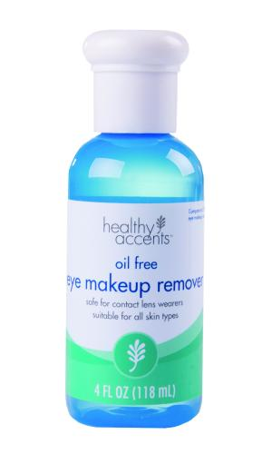 Healthy Accents Eye Makeup Remover