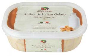 Taste Of Inspirations Sea Salt Caramel Italian Gelato