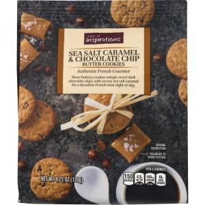 Taste of Inspirations Sea Salt Caramel & Chocolate Chip