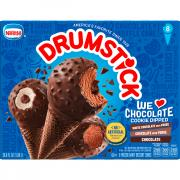 Nestle Drumstick Chocolate Lovers