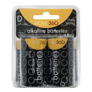 Home 360 D Batteries