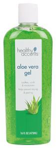 Healthy Accents Aloe Vera Gel