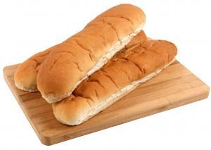 """Hannaford 12"""" Italian Sandwich Rolls"""