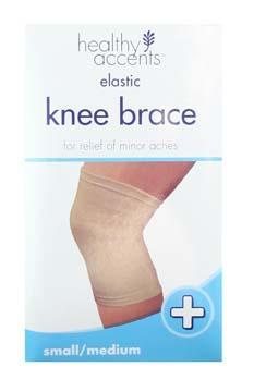 Healthy Accents Elastic Knee Support Small/medium