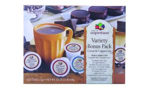 Taste Of Inspirations Variety Pack Cocoa Cappuccino
