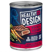 Healthy By Design with Beef + Vegetables Cuts in Gravy