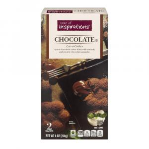 Taste Of Inspirations Chocolate Lava Cake