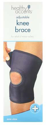 Healthy Accents Neoprene Knee Stabilizer One Size