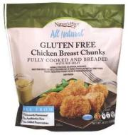 Nature's Place Gluten Free Breaded Chicken Breast Chunks