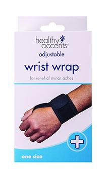 Healthy Accents Neoprene Wrist Wrap Support