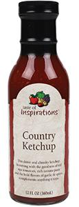 Taste Of Inspirations Country Ketchup