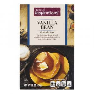 Taste of Inspirations Vanilla Bean Pancake Mix