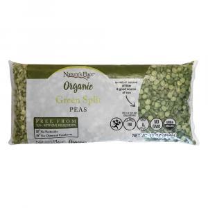 Nature's Place Organic Split Green Peas