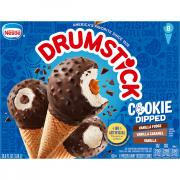 Nestle Drumstick Cookie Dipped Variety Pack