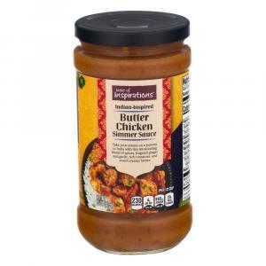 Taste of Inspirations Butter Chicken Simmer Sauce