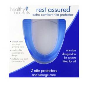 Healthy Accents Rest Assured Extra Comfort Night Protectors
