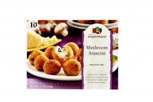 Taste Of Inspirations Mushroom Arancini