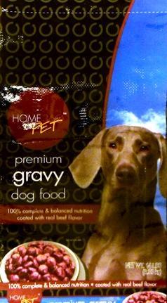 Home 360 Pet Gravy Dog Food