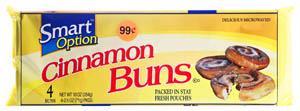 Smart Option Cinnamon Buns